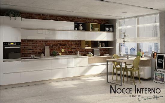 "Мебели ""Nocce Interno"" - Кухня ""Vibus"""